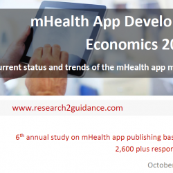 Informe sobre mhealth de Research2guidance