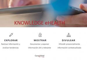 Servicio Knowledge ehealth. Educación y formación en Salud Digital