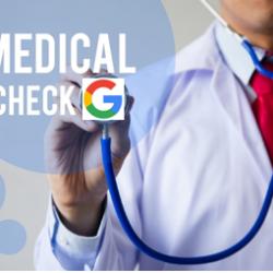 Chequeo Medico Google