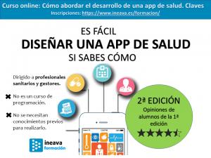 Cómo abordar el desarrollo de una app móvil de salud. Curso online