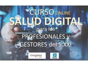 Curso de salud digital para los profesionales y gestores