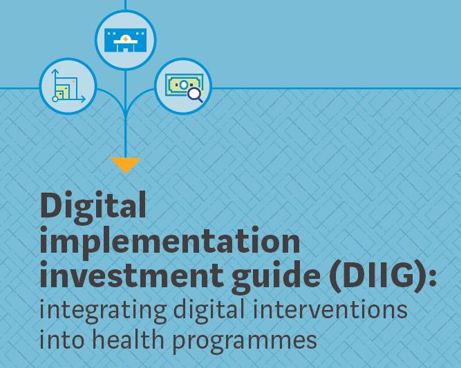 Guía básica de implementación de salud digital para organizaciones