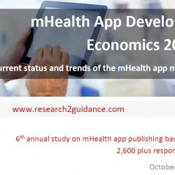 Informe sobre mhealth de Research2guidance