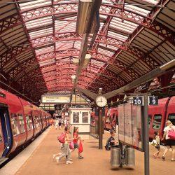 Estación Tren. Futuro Salud